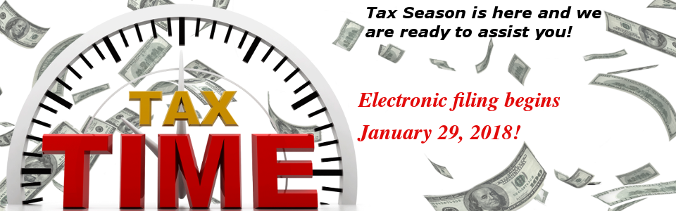 TAX2GO - E-File Starts Jan. 20, 2015